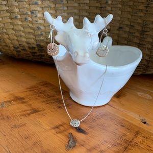 Silpada Rare Earrings & Necklace